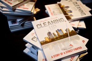 Cleaning Up Book by Stephen Coades