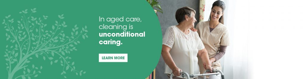agedcare cleaning